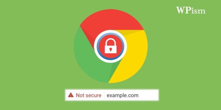 chrome certificado ssl