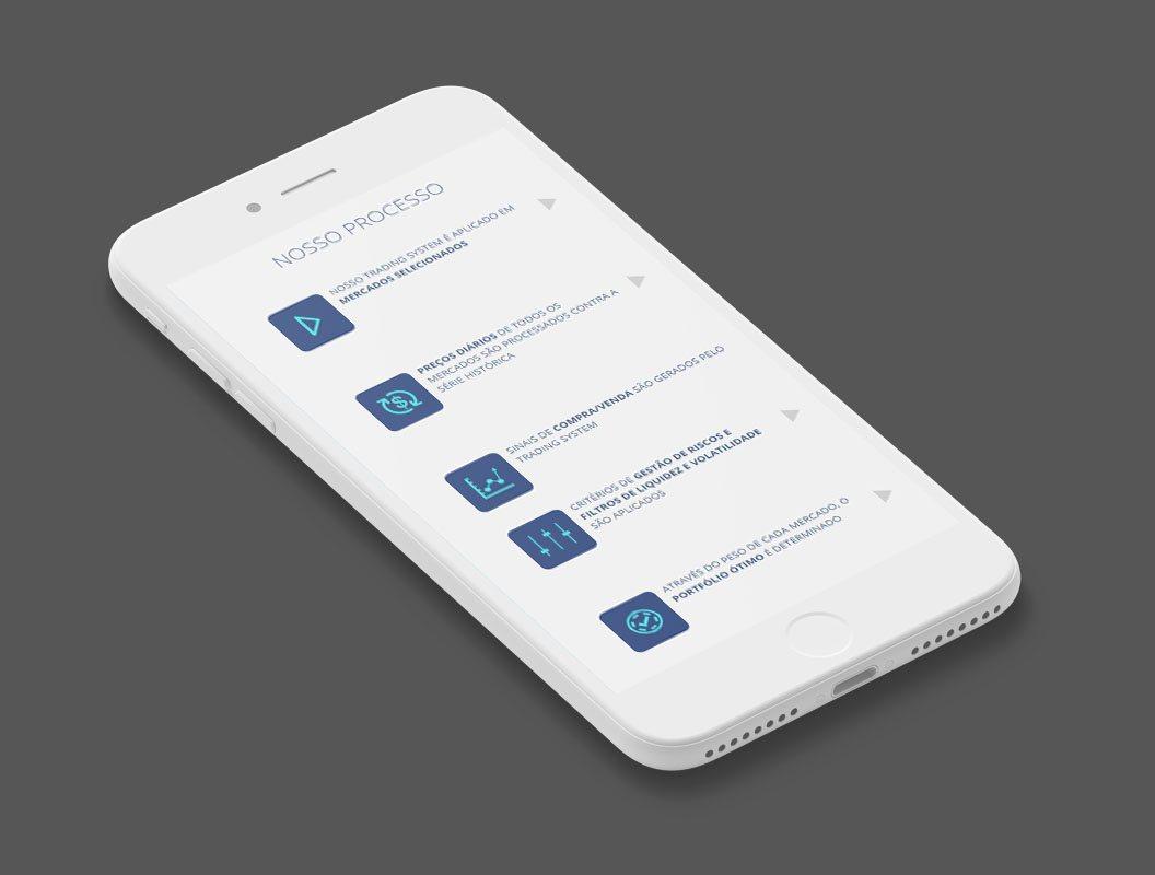 Criação de site responsivo e mobile